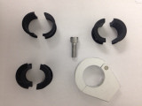 Surfstow SUPRAX Clamp (1) w/(3) inserts