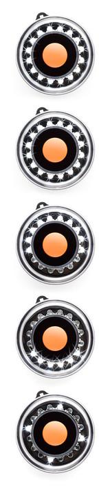 Navilight All-White, 5 mode 360° 2NM w/Magnet base  001-1