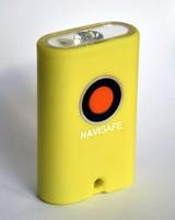 Navilight Mini Diving/Key Chain Torch light  - Yellow  404-1
