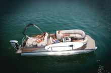 SUPRAX Single Board Storage System with Pontoon Mount