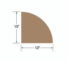 Large Quarter Round