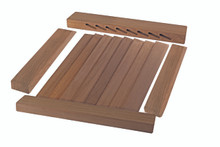 Louver Slat 4' (48 inches) - Build Your Own Louvered Door (Part #60882)