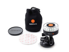 Navilight All-White, 5 mode 360° 2NM w/Suction base  041-1