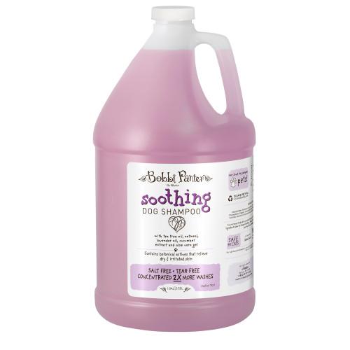 Soothing Dog Shampoo Gallon