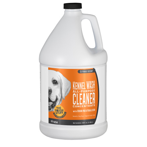 Kennel Wash All-Purpose Cleaner Concentrate Gallon Refill