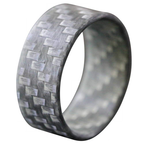 Emanate Extra Thin Glass Fiber Wedding Band