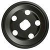 Empi 18-1082 Billet Generator/Alternator Vw Pulley Half, Black