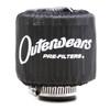 """Black Outerwear Prefilter Round 2"""" Diameter 10-1132-01"""
