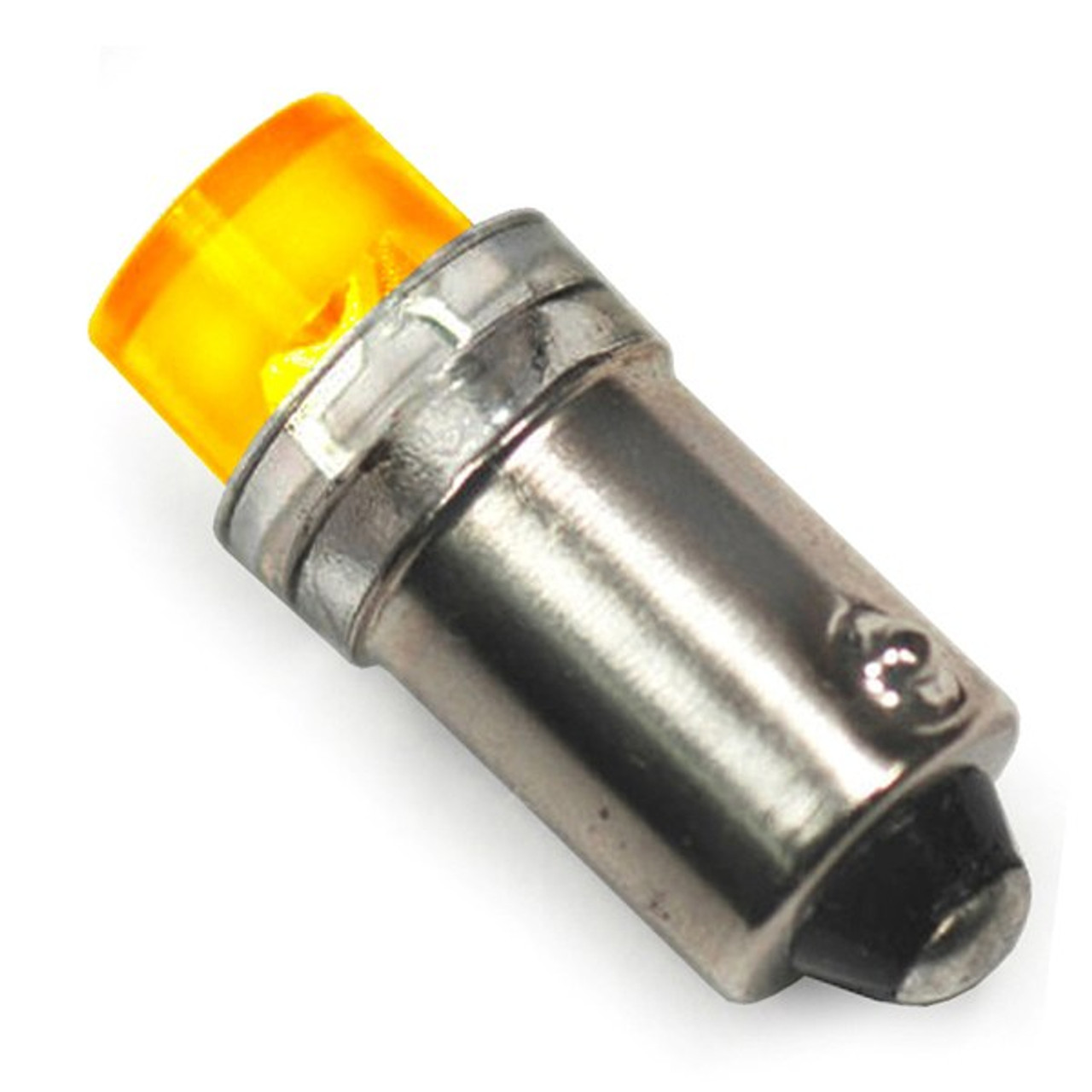 K4 LED Amber Bulb For 17-430 And 17-440 Series Indicator Lights 12V