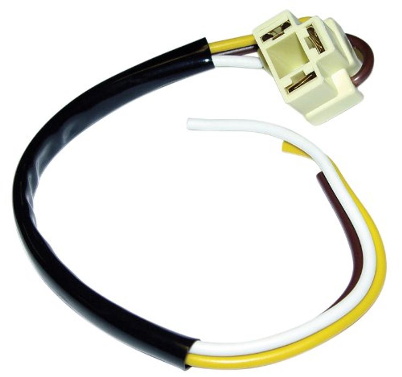 vw baja wiring empi 16 2102 heavy duty 3 prong headlight wiring pigtail  dune  3 prong headlight wiring pigtail  dune