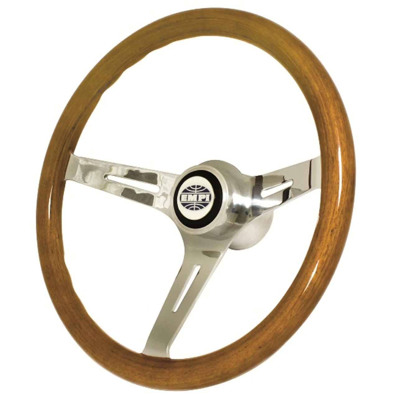 Empi 79-4026 Classic Vw Bug Steering Wheel With Adapter 15