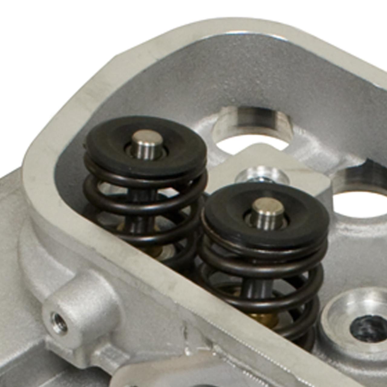 Empi 98-1439-B Racing Cylinder Head Vw Bug 42 X 37.5 SS Valves 94 Bore