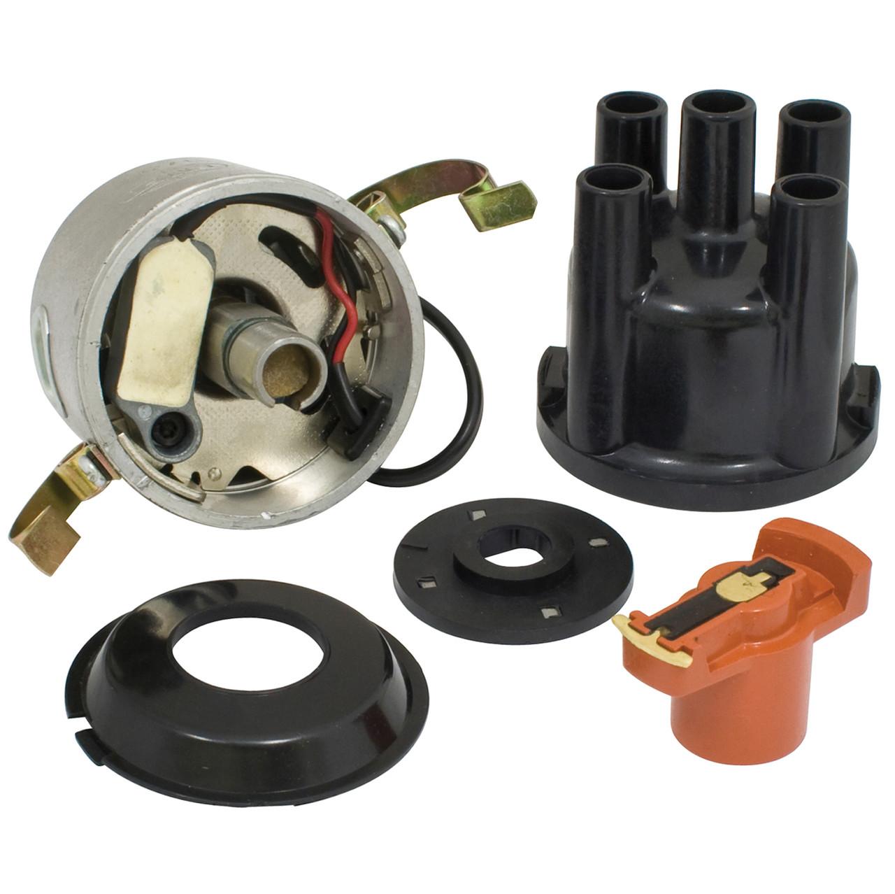 informafutbol.com Bosch Coil Vw Bug Ignition Kit W/Empi 9441 ...