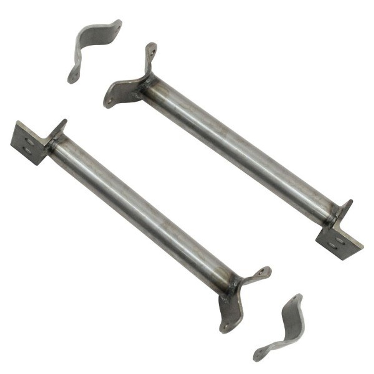 Empi 3842 Front Lower Axle Beam Support Tubes For Vw Baja Bug, Pair