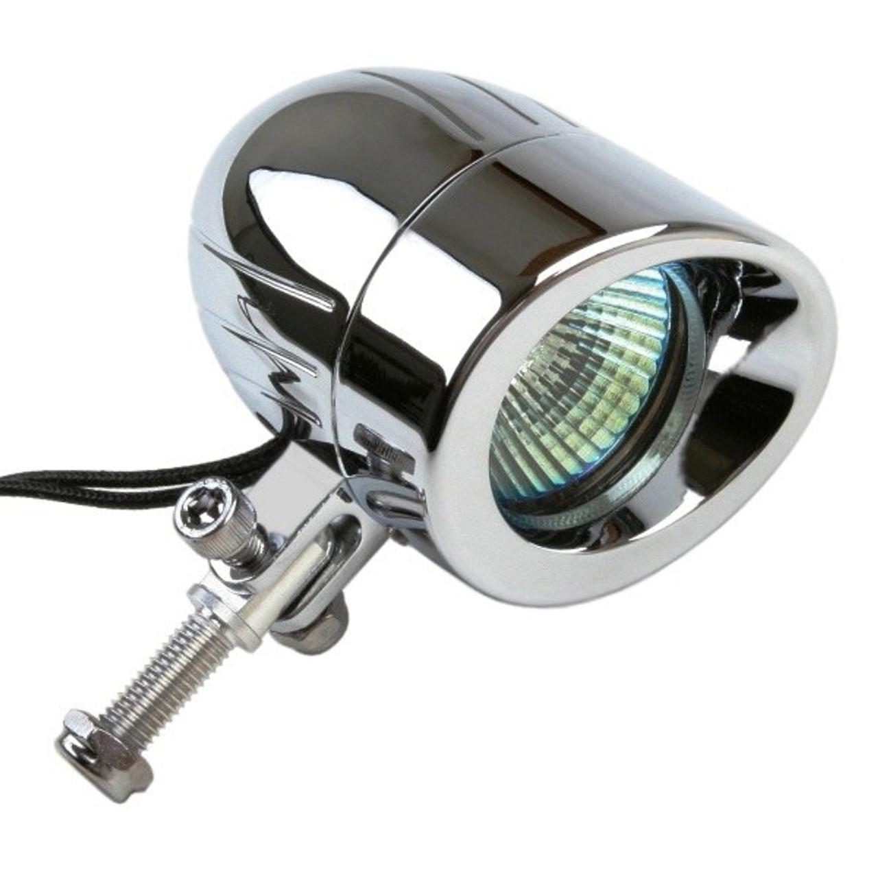 Compatible with Dune Buggy 50W Billet Light 50 Watt Sold Each 2-1//4 Diameter
