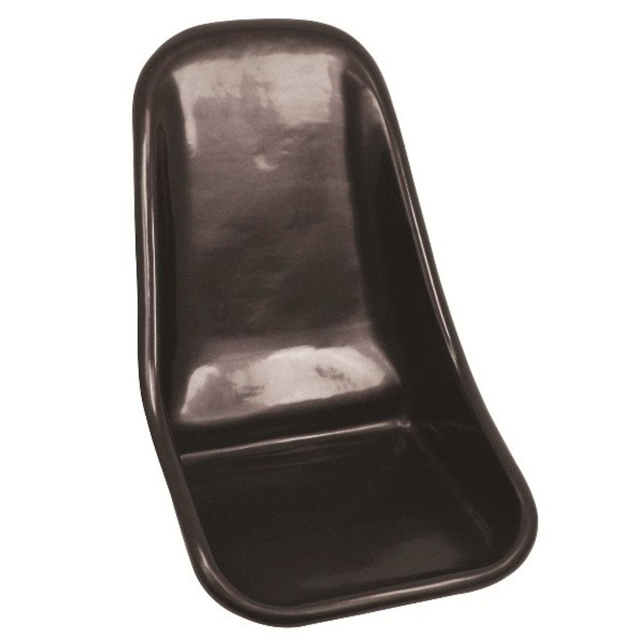 Empi 62-2613 Grey Vinyl Low Back Bucket Seat Cover Each Dune Buggy Vw Baja Bug