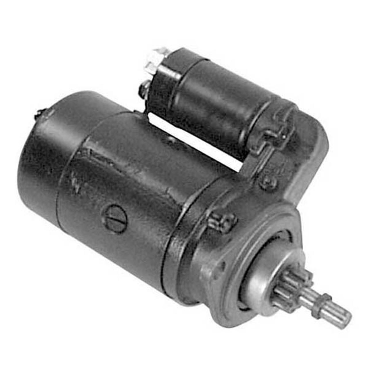 vw bug starter wiring bosch sr15x 12 volt starter fits fits vw bug ghia dune buggy vw bug starter solenoid wiring 12 volt starter fits fits vw bug ghia
