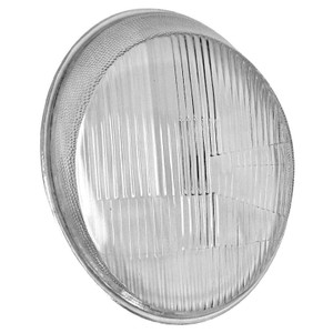 Empi 98-9505 Early Vw Bug Headlight Glass Lens 1950-1966, Porsche Style