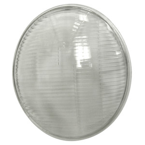 Empi 98-9504 Early Vw Bus Headlight Glass Lens 1950-1967