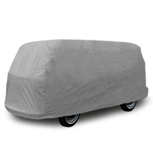 Empi 15-6409 Vw Type 2 Camper Bus Car Cover 1968-1992  Breathable & Repells Dust