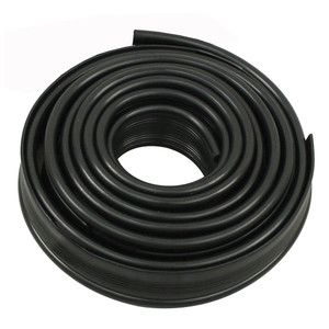 EMPI 6730 Vw Bug Black Fender Beading Roll, 25 Foot Length