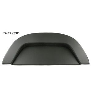 Empi 4851 Black Vinyl VW Beetle Rear Speaker Tray / Panel, Each