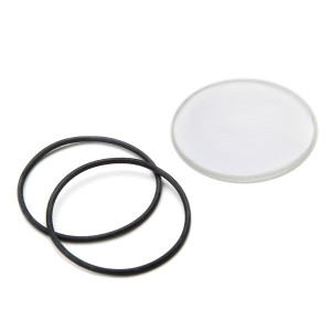 "Lazer Star Clear Lens Kit For 1-9/16"" Micro B Lights"