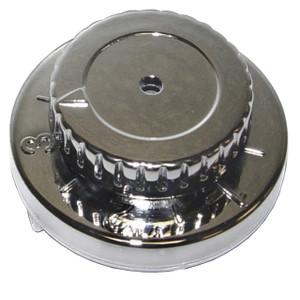"Empi 9102 Adjustable Chrome Fuel Pressure Regulator 1-5 PSI, 1/8"" NPT Thread"