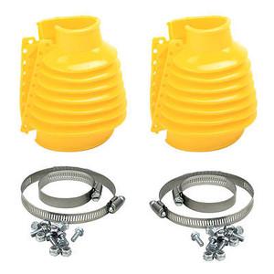 Empi 9983 Deluxe Yellow Vw Swing Axle Boot Kit, Vw Baja Bug Sandrail Manx Buggy