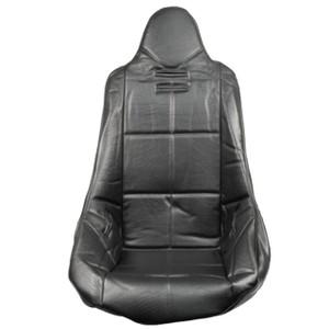 Empi 62-2310 Black Vinyl High Back Poly Seat Cover