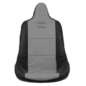 Empi 62-2353 Grey Vinyl High Back Poly Seat Cover