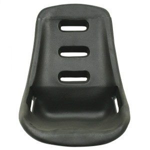 Empi 62-2400 Low Back Poly Seat Shell