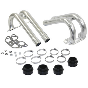 Empi 3244 Vw Type 4 Intake Manifold End Runners For Single Progressive Weber/Empi Carbs
