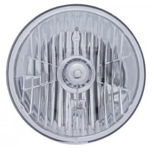 "Halogen Crystal Headlight Bulb 7"" Round 65/55W"