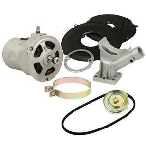 Empi 9446 Alternator Kit With Pulley & Belt 12 Volt 55 Amp For Air-Cooled Volkswagen