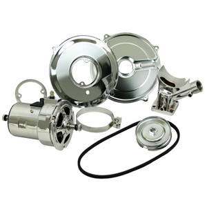 Empi 9451 Alternator Kit With Pulley & Belt 12 Volt 75 Amp For Air-Cooled Volkswagen