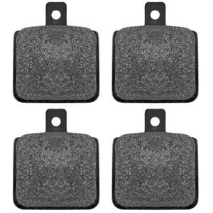 Jamar Performance USA JDBPBB-K Disc Brake Pads For 2 Piston Calipers, Set Of 4