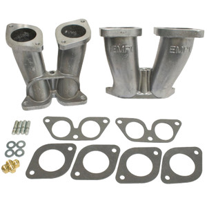 Empi 48-1296 Porsche Dual Manifold Kit 356/912 40 Weber IDF / Empi HPMX