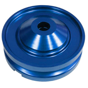 Empi 18-1080 Blue Anodized Billet Generator/Alternator Pulley Air-cooled Vw