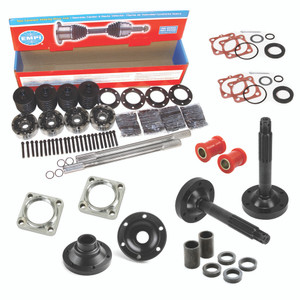 Vw Baja Bug 3X3 Rear Suspension Kit Without Trailing Arms