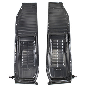 Vw Bug Floor Pans, 1971-72 Left And Right Replacement Floor
