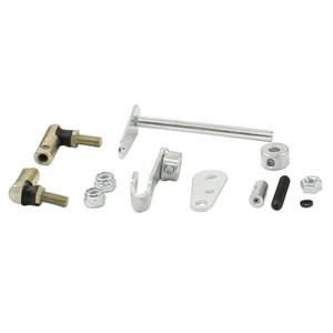 Empi Intake Manifold For Single 40-44-48 IDF Weber Carburetor Linkage Only