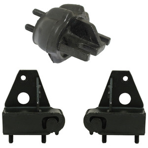 Transmission Mount Set Vw Bug, Super Beetle 1973-79