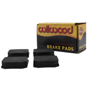 Empi 16-2527-7 Wilwood 2 Piston Caliper Replacement Brake Pads, Pair