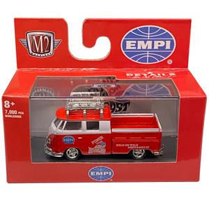 Empi 2094 Vw Double Bus Die Cast Car. M2 Machines 1:64 Scale