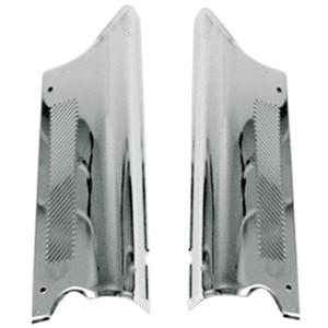 Empi 4578 Stainless Steel Door Pillar Trim Set, Vw Bug 1949-1979, Pair