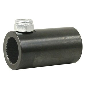 "Latest Rage 425255-48 Weld Coupler Steering Shaft, Rack & Pinion 3/4""-48 Spline"