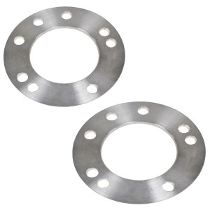 "Empi 18-1114 Aluminum 1/4"" Thick Wheel Spacer For 4X130/5X130 Lug Bolt Patterns"