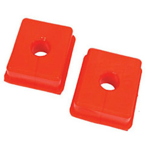 Empi 16-5104 Urethane Shift Coupler Cage Bushings Only, Vw Bug 1968-79, Pair