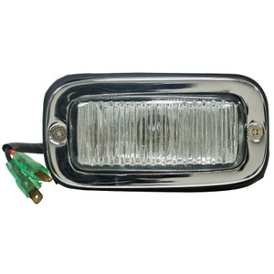 Classic Volkswagen Back-Up Light Assembly Type 2 Vw Bus 1957-1971